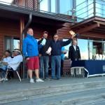 H-veneiden MM-kilpailuissa menestystä NPS:läisille