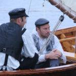 Saaristolaisvenepurjehduksen kisakutsu ja viikonlopun ohjelma