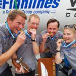 H-veneiden SM-kultaa ja ranking-sarjan voitto Naantaliin